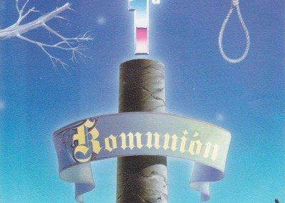 1ª Komunión